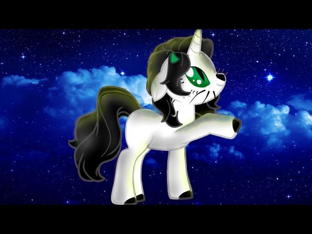 ★Пони клип ♡Она всегда была немного кошкой ♡ пони кратер★