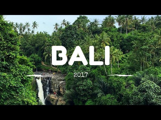 EXPLORING BALI 2017 | GOPRO HERO 5