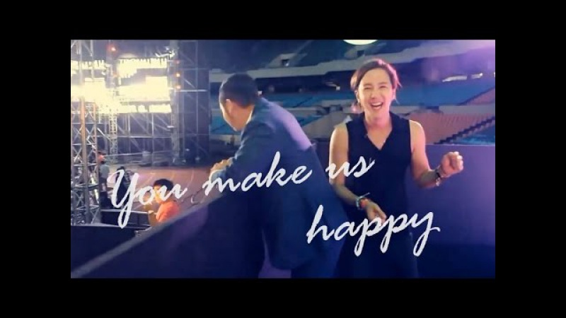 You make us happy Jang Keun Suk