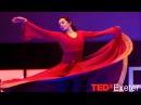 Whirling Mandala Sacred Dance Zia Nath TEDxExeter