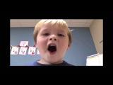 KID SINGS DEATH METAL ABCs