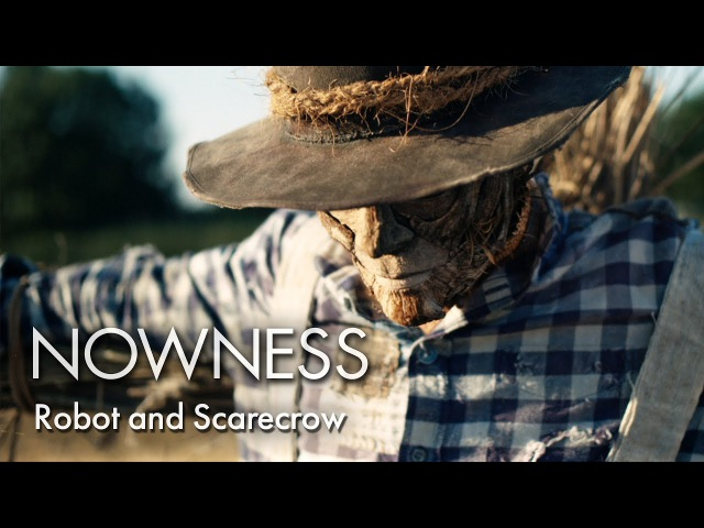 Jack O'Connell and Holliday Grainger star in 'Robot and Scarecrow'