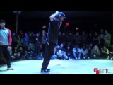 Cyclone Vs Yass  Top Rock Finals  Juste Debout USA 2014  BNC