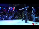 Yass Vs Heat Rock  Top Rock Top 8  Juste Debout USA 2014  BNC