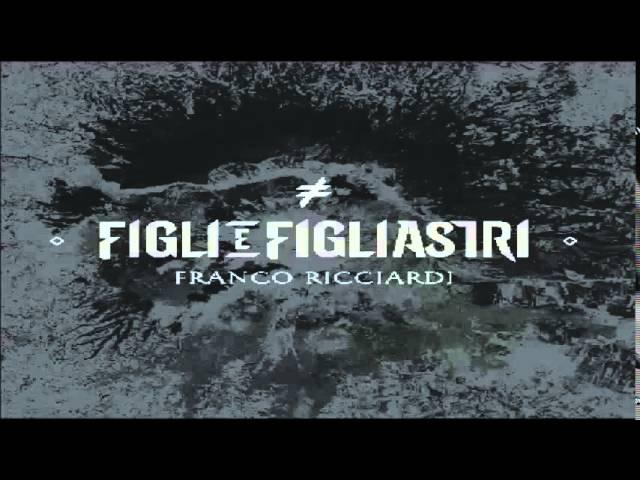 FRANCO RICCIARDI FEAT ROCCO HUNT-TRENO LUNTANE (CD FIGLI E FIGLIASTRI 2014)