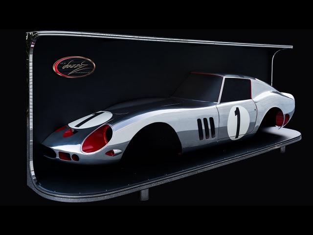 Art by Lazze 1963 Ferrari 250 GTO 1 1 A piece of fine art