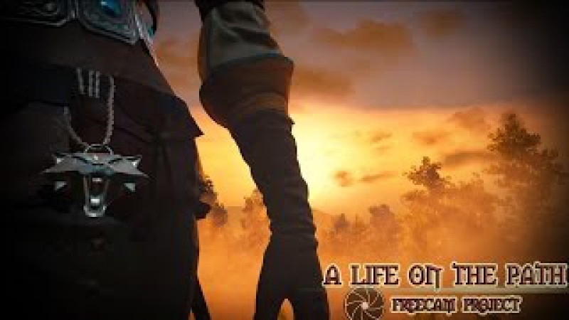 The Witcher 3 - A Life On The Path - Freecam Project (♫ Wolves in the Woods) - GMV