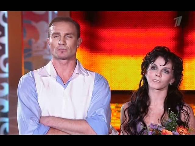 БОЛЕРО - Наталья Осипова и Р.Костомаров. эфир от 19.11.2011