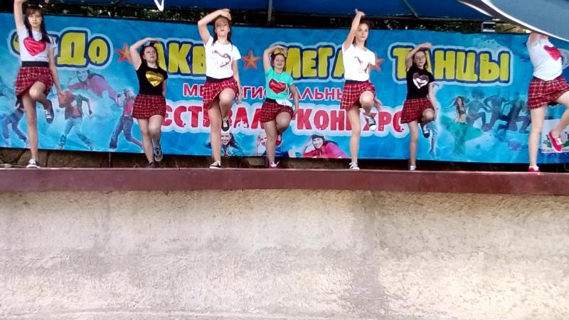 Чудо-аква-мега-танцы - 2017 (г.Ростов-на-Дону)