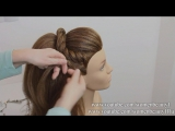 Half up half down hair tutorial. Hairstyles for long hair