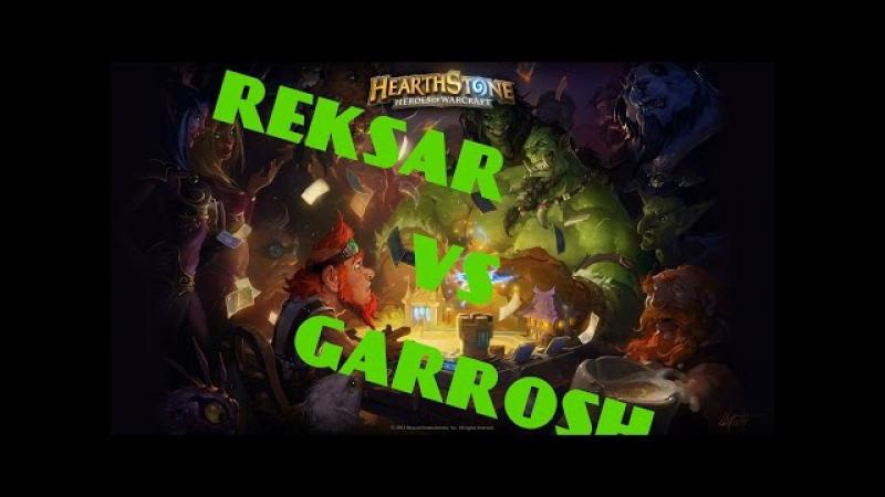 Rassanor FACEHUNTER VS BLACKBOAR GARROSH PILNAS
