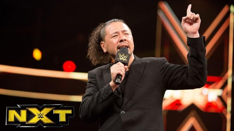 WWE QTV]☆[Weekly.Training☆[NXT]12.04.}Shinsuke Nakamura says goodbye NXT]☆]13 Aprile[Шинсуке Накамура прощается с Эн Экс Ти]