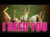M83 - I need you  choreography by Gukova Yana
