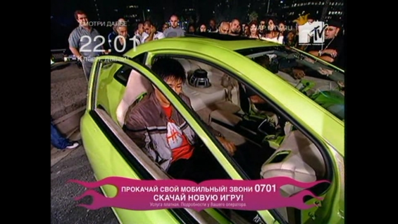 Две тачки, две прокачки / Trick It Out ......MTV..... СЕР- 7. 107 Honda Civic (2006) - Auto Accessory vs. Platinum Motorsport