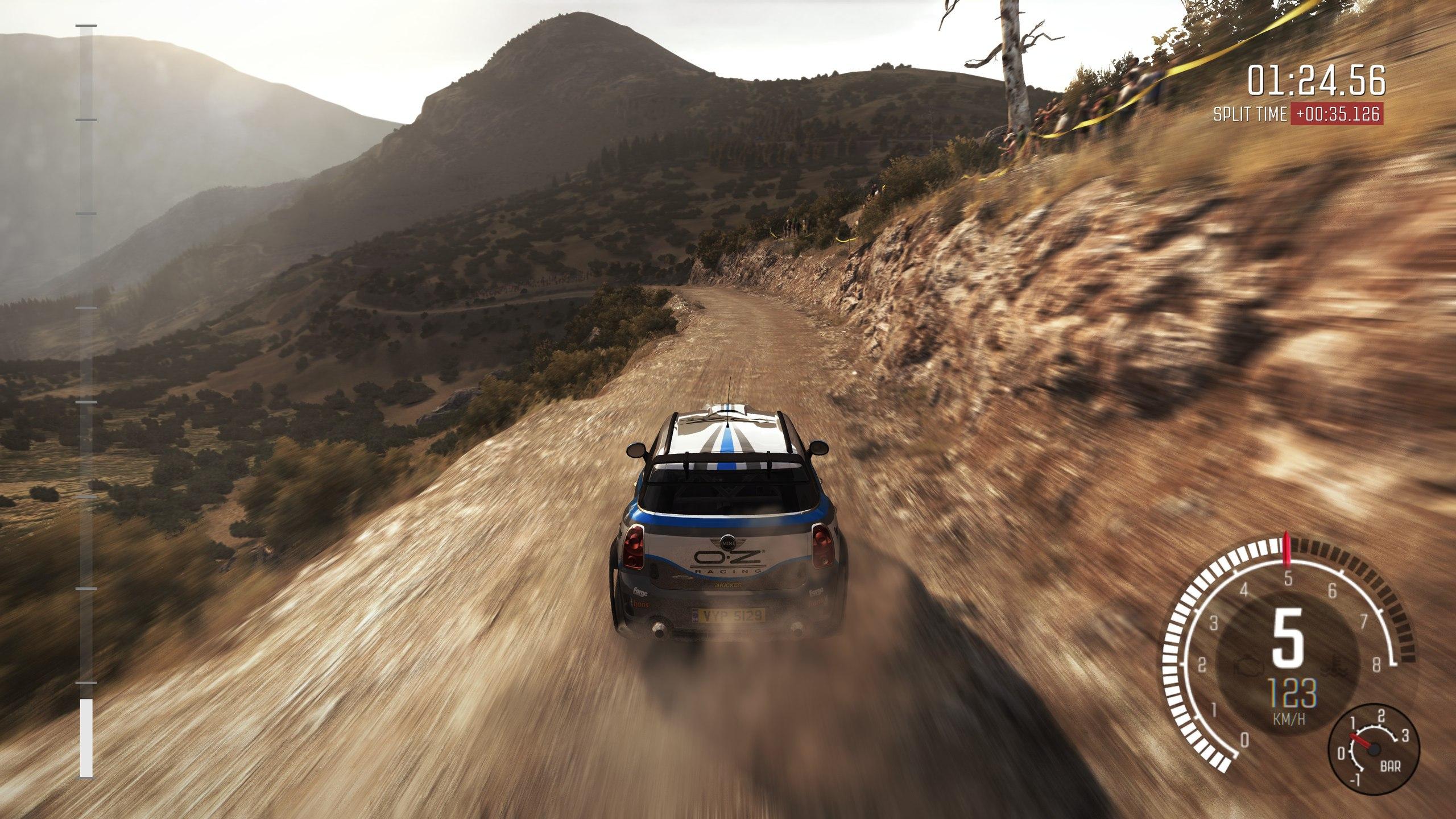 Dirt Rally обзор