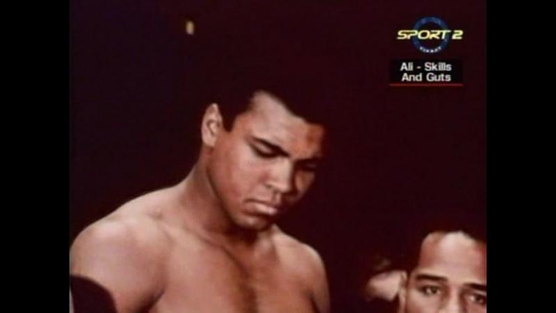 Muhammad Ali - Skill Brains and Guts