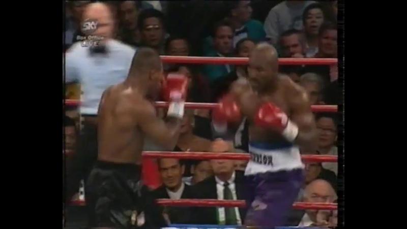 Mike Tyson VS Evander Holyfield II 1997 06 28