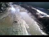 дороги на окраине Сызрани