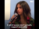 @mic: @selenagomez is a role model for young girls