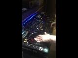 Scratch at my studio on the Pioneer CDJ2000NX2 (Terry Hooligan)