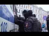 Новые задержания в центре Москвы