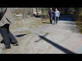 В Апатитах волонтёра Нового города забрали в ФСБ, когда он шёл мимо недостроя и съёмочной группы Прямой линии с Путиным