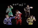 [dragonfox] Engine Sentai Go-Onger Opening 01