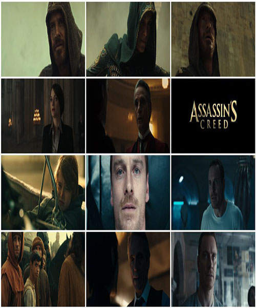 Assassins Creed Hindi Dubbed Torrent Movie Download 2016 Hollywood Full Film