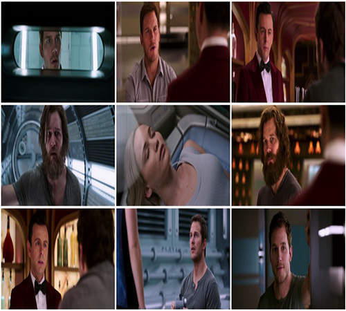 Passengers Hindi Dubbed Torrent Movie Download 2017 Hollywood Full Film