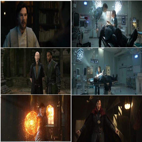 Doctor Strange Hindi Dubbed Torrent Movie Download 2016 Hollywood Full Film