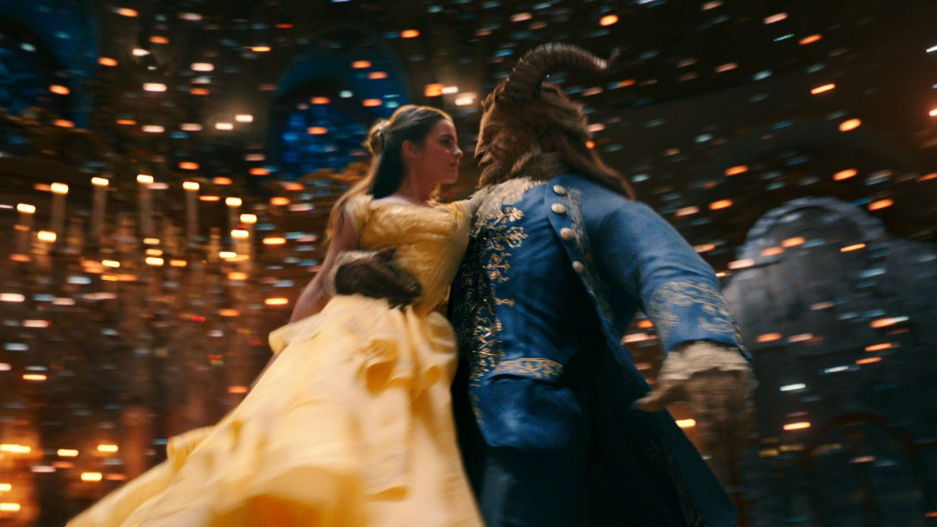 Beauty and the Beast Hindi Dubbed Torrent Movie Download 2017 Hollywood Full Film
