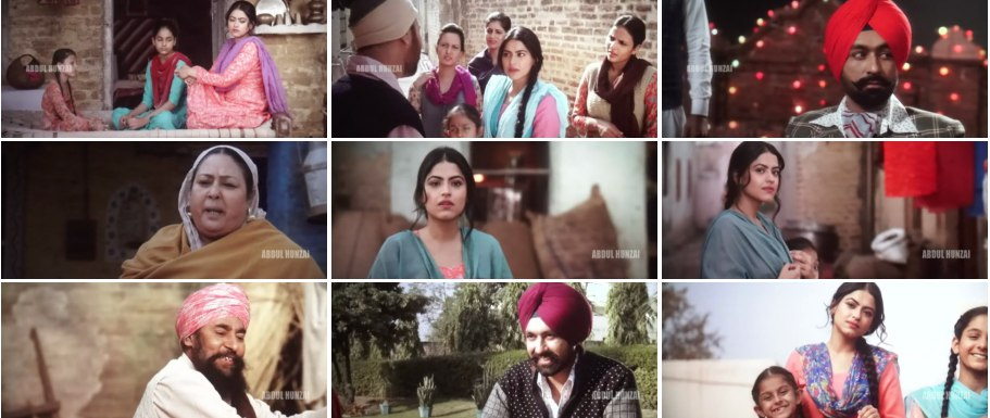Rabb Da Radio 2017 Punjabi Torrent Movie Download Hindi Full HD Film