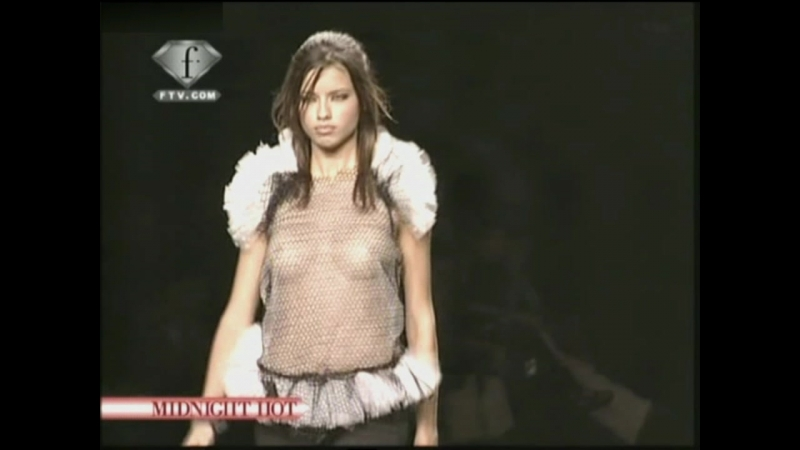 Adriana Lima - See Through (2007)