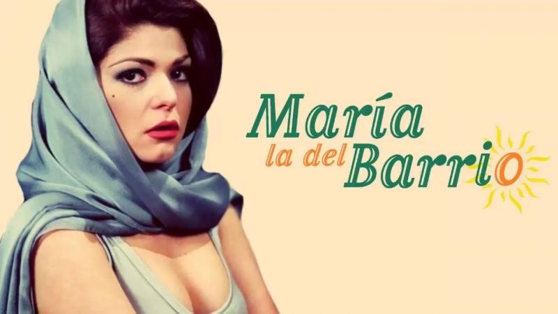María la del Barrio - Soundtrack 02 - Suspenso Locura Soraya