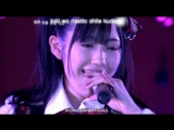 AKB48 - Skirt, Hirari (субтитры перевод Евг. Медведев)