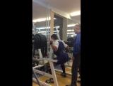 Присед с паузами 200 кг, 3 повтора