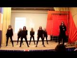 9.Radioactive- Юрочкина Ольга 11А