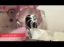 😍 Необычно круто смотрится гель-лак Инфинити вместе с бархатистой Сахарной п ...