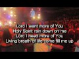 We Are Hungry - Jesus Culture / Chris Quilala (Worship Song with Lyrics) Live From Chicago