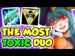 THIS IS WHY I HAVE NO FRIENDS!! LEGENDARY 1-SHOT CLONE TACTIC | SHACO REWORK IS BROKEN - Nightblue3
