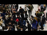171123 MEDIA BTS @ ICN - A Splendid Homecoming after wrapping up AMAs activities. Welcome Home!