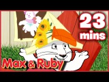 Max &amp Ruby Maxs Sandwich Maxs Ice Cream Cone Rubys Art Stand - Ep. 57