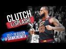 LeBron James Full Highlights 2017.12.05 vs Kings - 32 Pts, 11 Rebs, 9 Asts, CLUTCH LeSPLASH!