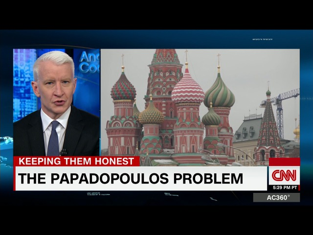 How involved in Trump campaign was Papadopoulos?