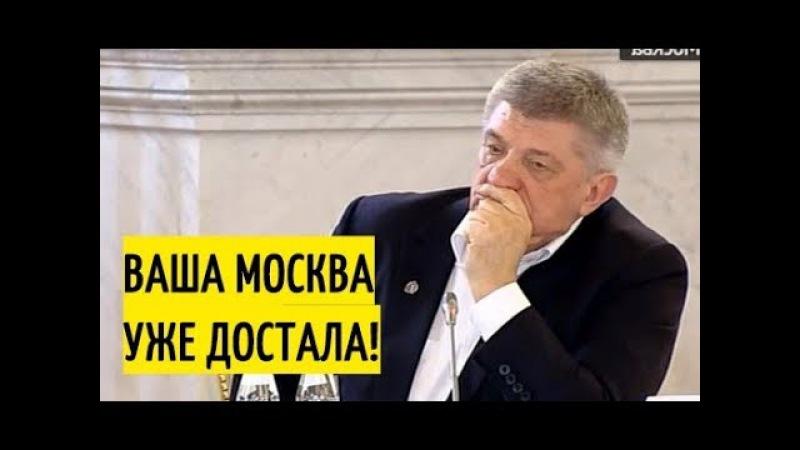 Путин ответил на КРИТИКУ режиссёра Сакурова Вова, ты видел наше телевидение По...