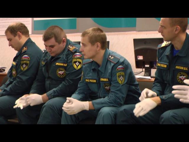 Научись спасать жизнь. Презентация проекта в Челябинске