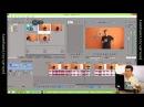 Урок Sony Vegas Pro Сони Вегас Про Обучение видеомонтажу для начинающего видеоблогера