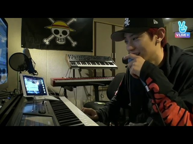 Chanyeol - magic (coldplay cover)