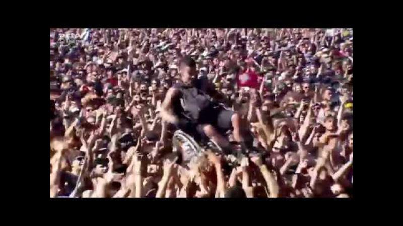 Wheelchair crowdsurfing