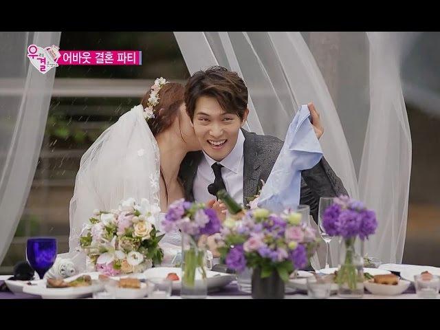 【TVPP】 종현(CNBLUE) – Kiss on the neck Wedding Song , 종현(씨엔블루)– 목덜미 키스 승연과 답가 @ We got married